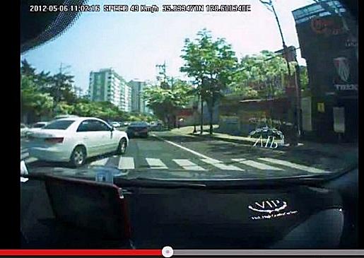 韓国車 暴走