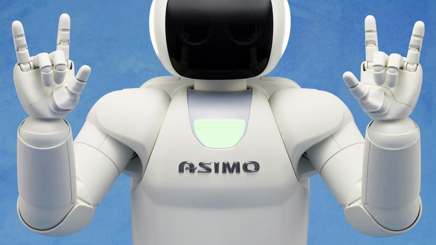 ASIMOは原発に行けないんですか?...
