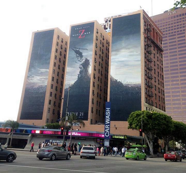 ロサンゼルス風景