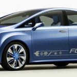 FCV(燃料電池車)の国際安全基準に日本案が採用される !? - トヨタ FCV-R