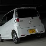 三菱eKカスタムのターボチャージャーは三菱製ではない! - ekcustom_rear