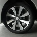 三菱eKカスタムのターボチャージャーは三菱製ではない! - ekcustom_tyre