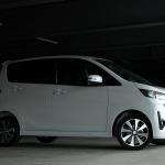三菱eKカスタムのターボチャージャーは三菱製ではない! - ekcustomfront