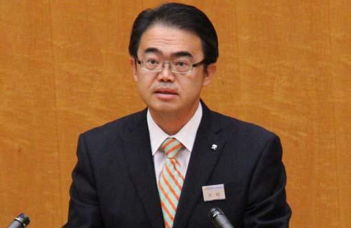 愛知県 大村知事