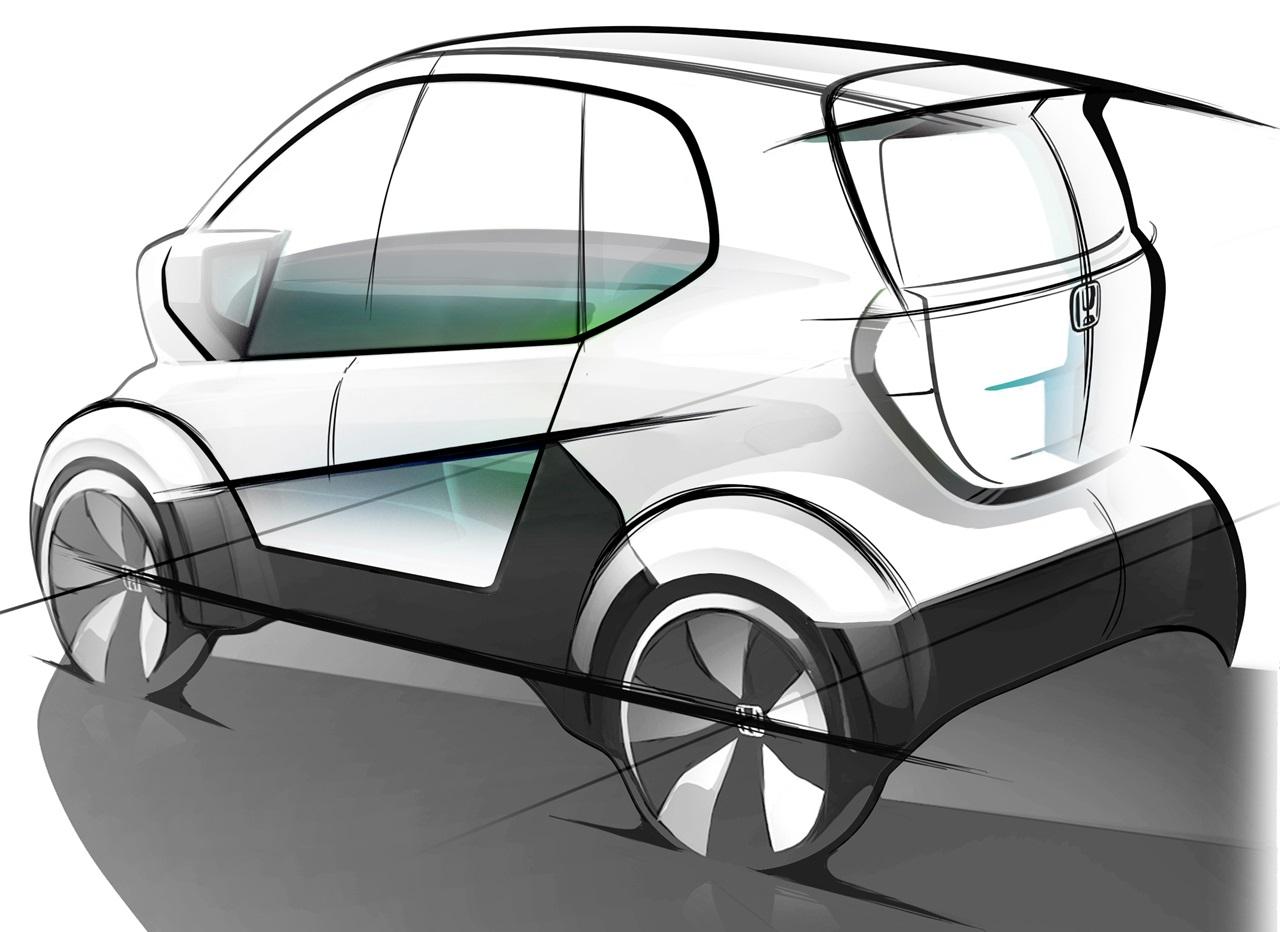 「ホンダが超小型EVを今秋から全国3カ所で社会実験開始 !」の3枚目の画像