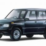 スズキの新型SUVコンセプトカーは9月のフランクフルトショーで世界初公開【動画】 - 1990escud