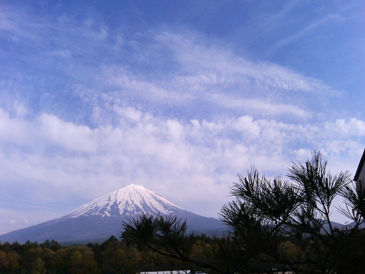 祝!世界遺産!! 富士山一周モデルコース | clicccar.com(クリッカー)
