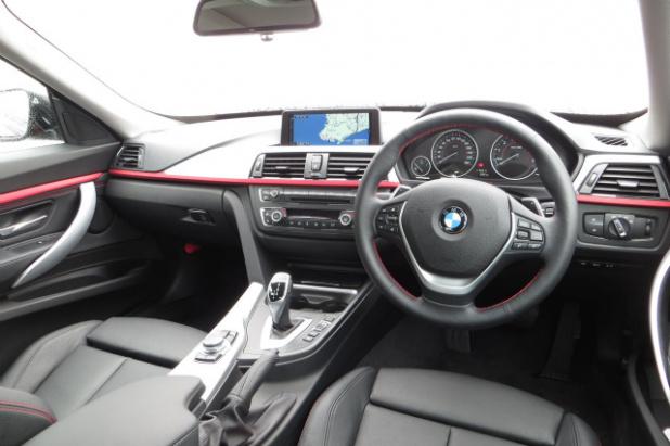 BMW・3シリーズの画像 p1_13