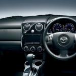 マツダの小さな高級車「ベリーサ」に本革シートの特別仕様車 - versa_lethersel03