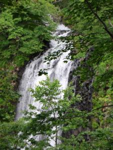 熊越えの滝