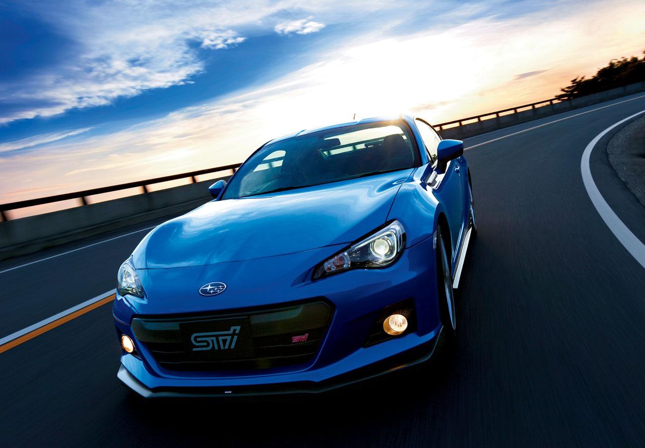 スバル Brz Ts 画像ギャラリー 500台限定のコンプリートカーは3 664 500円 Goo 自動車