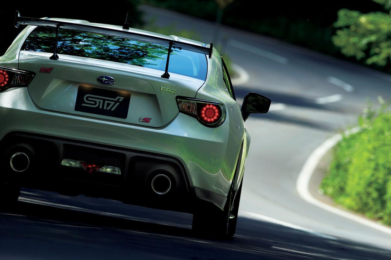 スバル Brz Ts 画像ギャラリー 500台限定のコンプリートカーは3 664 500円 Clicccar Com