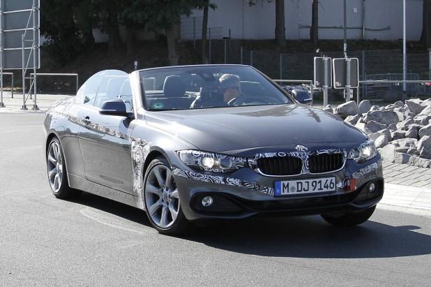 BMW : bmw 4シリーズカブリオレ動画 : clicccar.com