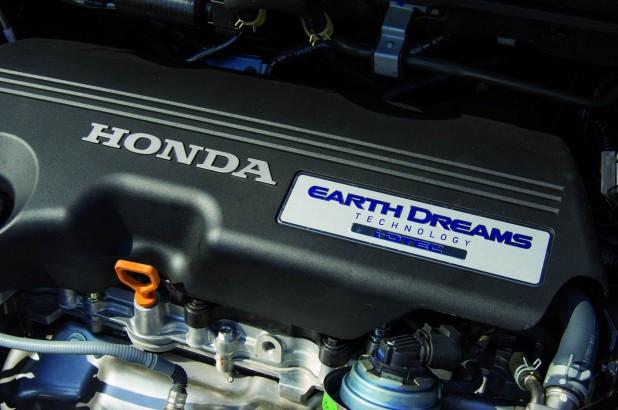 CR-V 1_6 i-DTEC ENGINE