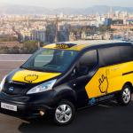 日産がEV第2弾「e-NV200」をバルセロナ市に導入! - NISSAN_e_NV200