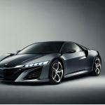 ホンダシビックツアラーディーゼルを世界初公開【フランクフルトモーターショー2013】 - NSX Concept(Honda model)_1
