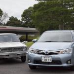 トヨタ・カローラ累計4000万台達成、日米欧どのモデルがお好み? - clr40_09