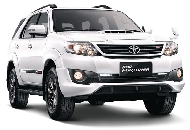 日本でも売って欲しい トヨタが新型suv「フォーチュナー」をインドネシアで発表 Clicccar Com クリッカー