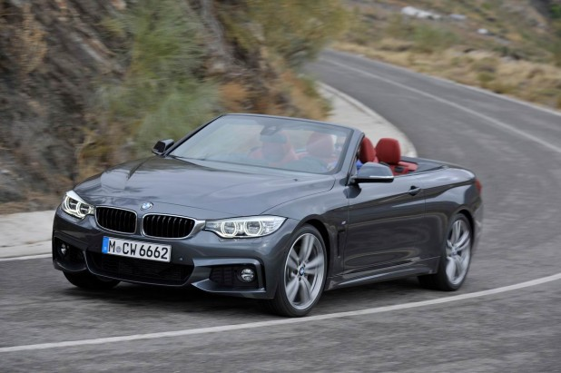 BMW bmw 4シリーズカブリオレ動画 : clicccar.com