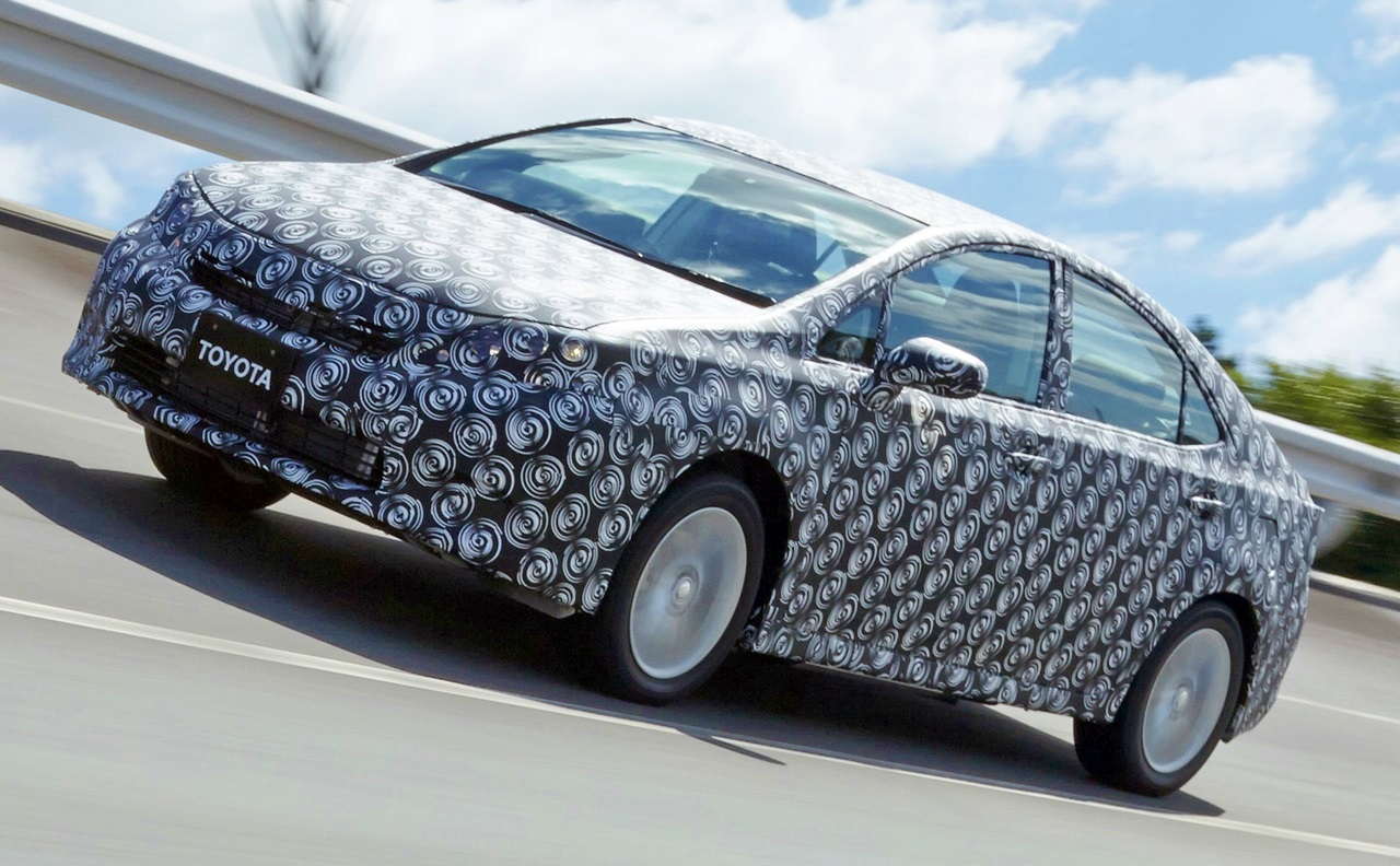 Toyota Fcv | 2017 - 2018 Best Cars Reviews