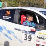 国沢光宏さんの電気自動車、日産リーフがラリーで優勝!【車載動画あり】 - l08