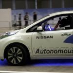 日産リーフ、自動運転は技術の蓄積が可能にした【CEATEC JAPAN 2013】 - nissan_leaf_autonomous