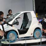 不思議なブリヂストンの「空気なしタイヤ」が大幅に進化!【東京モーターショー2013】 - BRIDGESTONE_1