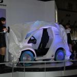 不思議なブリヂストンの「空気なしタイヤ」が大幅に進化!【東京モーターショー2013】 - BRIDGESTONE_2