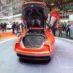 VW本気のエコ!リッター100km超のXL1とEVのe-UP!【東京モーターショー2013】 - DSCF9809