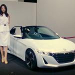 ホンダS660のデビューは2015年で確定!【東京モーターショー2013】 - HONDA S660