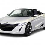 最新車種を初公開!東京モーターショー2013で注目の次世代軽自動車TOP5! - HONDA S660CONCEPT