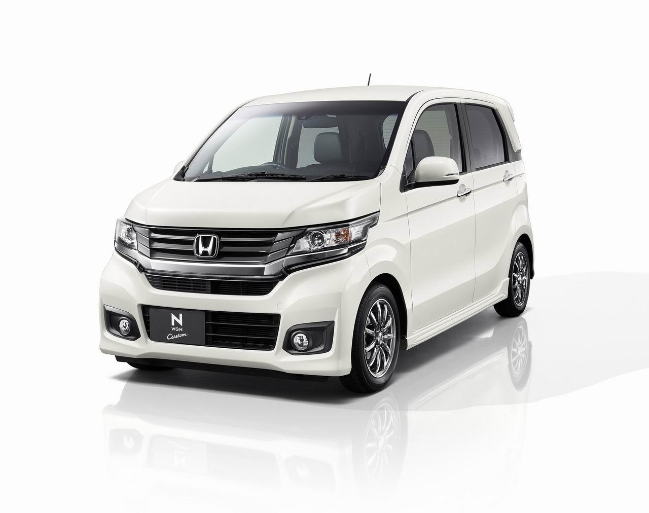 ホンダ「N-WGN」画像ギャラリー -Nシリーズ第4弾、29.4km/Lを達成 | Honda_N ...
