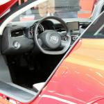 VW本気のエコ!リッター100km超のXL1とEVのe-UP!【東京モーターショー2013】 - IMG_3476
