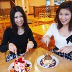 サーキットクイーンも集う流行のパンケーキ店が鈴鹿サーキットにあった! - OLYMPUS DIGITAL CAMERA