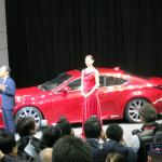 超絶カッコいいレクサスの新作クーペ「RC」【東京モーターショー2013】 - sIMG_0515