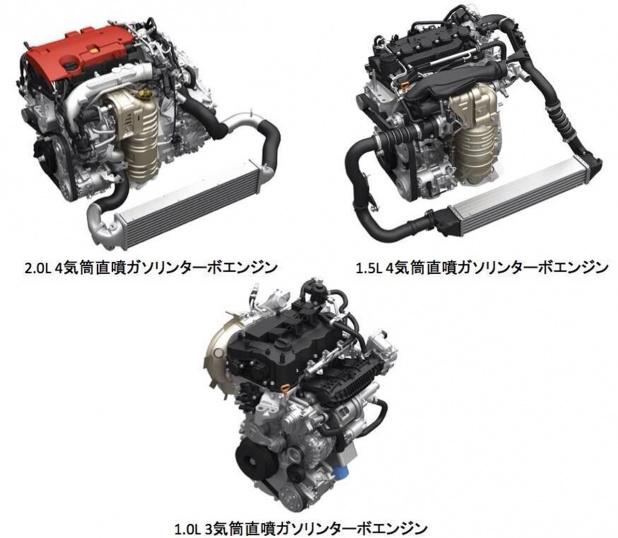 three_vtec_turbo_DI_engines