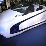 三菱電機 1/1000秒でタイヤをコントロールするEVを提案【東京モーターショー2013】 - tms_mitsubishi_ele_01