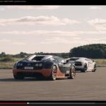 4駆vs2輪vs1駆!? アヴェンタドール、ヴェイロン、BMW S1000RRが勝負!【動画】 - 2Cars_1Bike_Race_03