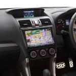 スバル車に対応する「9型大画面」を富士通テンが2月上旬から発売開始 - AVN-ZX03i_FORESTER_RSA