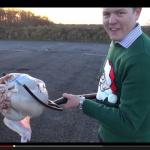 ランボルギーニがクリスマスに七面鳥を焼いた!【動画】 - Aventador_Christmas_02