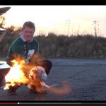 ランボルギーニがクリスマスに七面鳥を焼いた!【動画】 - Aventador_Christmas_03