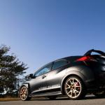 ホンダ・シビック2014年モデルがイラスト公開! WTCC連覇を狙う!! - Civic Type R 01