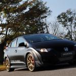 ホンダ・シビック2014年モデルがイラスト公開! WTCC連覇を狙う!! - Civic Type R 03