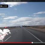 たった1分で北米をドライブした気になれる動画【FORESTERLIVE】 - FORESTERLIVE20131226-01