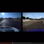 ゲーマーvsレーサーがサーキットで勝負! で、その方法は?【動画】 - Gamer_vs_Driver_01