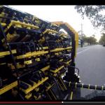 レゴで作ったエンジンで動く、人が乗れる自動車【動画】 - Lego_Car_02
