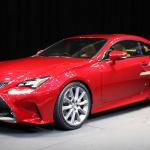 「レクサス RC」は2014年秋発売か? - Lexus_RC300h