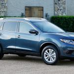 国内自動車生産2ヵ月連続伸長でマツダが2位に浮上 ! - Nissan_Rogue