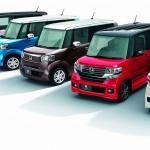 ホンダ「N-BOX」、「N-BOX+」がマイナーチェンジでまたまた燃費を改善リッター25.2km! - honda_nbox201312
