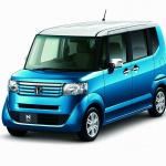 ホンダ「N-BOX」、「N-BOX+」がマイナーチェンジでまたまた燃費を改善リッター25.2km! - honda_nbox_mmc_201312_202